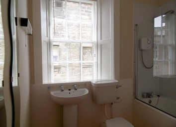 Thumbnail 1 bed flat to rent in Rose Street, New Town, Edinburgh