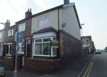 Thumbnail 2 bed town house for sale in Jackfield Street, Burslem, Stoke-On-Trent