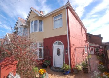 Thumbnail 4 bed semi-detached house for sale in Westfield Road, Blackpool