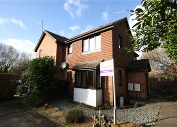 Thumbnail 1 bed terraced house for sale in Devoil Close, Guildford, Surrey