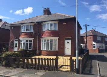 Thumbnail 2 bed semi-detached house to rent in Beverley Terrace, Consett, Co Durham