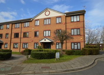 Thumbnail 1 bed flat for sale in Pullman Place, London