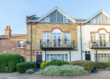 Thumbnail 4 bedroom town house for sale in Brecon Mews, Tufnell Park, London
