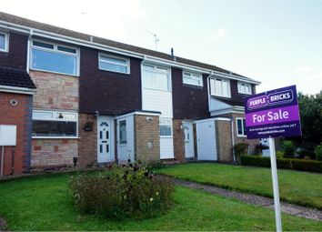 Thumbnail 3 bed terraced house for sale in Chatsworth Mews, Stourbridge