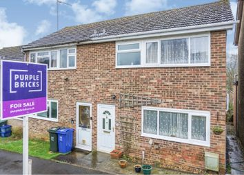 Thumbnail 2 bed semi-detached house for sale in Winters Way, Banbury