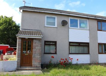 Thumbnail 2 bed flat to rent in Barratt Drive, Ellon