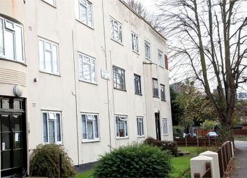 Thumbnail 2 bed flat for sale in Benhill Wood Road, Sutton, Surrey