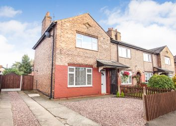 Thumbnail 2 bed semi-detached house for sale in Henshall Avenue, Latchford