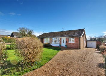 Thumbnail 2 bed semi-detached bungalow for sale in Holliers Close, Sydenham, Chinnor