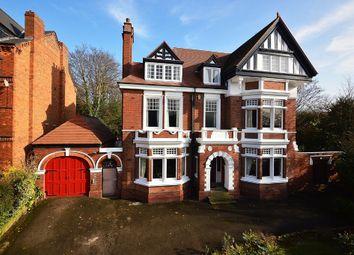 Thumbnail 8 bed detached house for sale in Meadow Road, Edgbaston, Birmingham