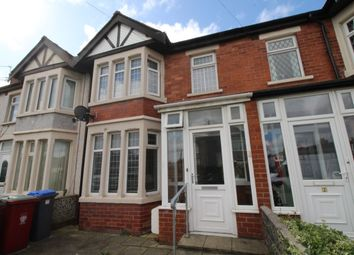 Thumbnail 3 bed terraced house to rent in Emerson Avenue, Blackpool