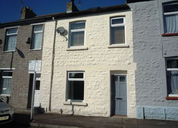 Thumbnail 2 bed terraced house to rent in Spencer Street, Barry