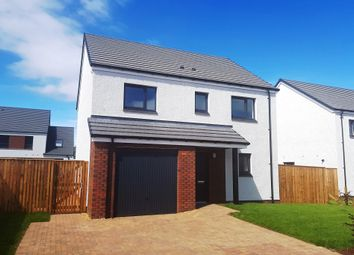 Thumbnail 4 bedroom detached house for sale in Greenan Views, Bute Way, Doonfoot, Ayr