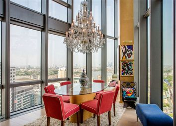 Thumbnail 2 bed flat for sale in No.1 West India Quay, 26 Hertsmere Road, Canary Wharf, London, United Kingdom