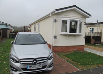 Thumbnail 2 bed mobile/park home for sale in Waterend Park, Old Basing (Ref 5469), Basingstoke, Hampshire