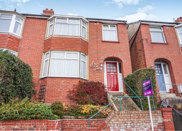 Thumbnail 3 bed semi-detached house for sale in Dudley Road, Brighton