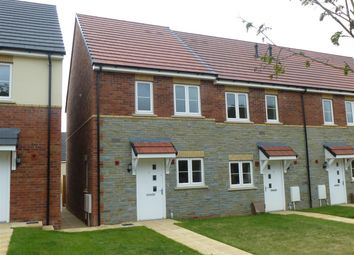 Thumbnail 2 bedroom end terrace house to rent in Overstreet Green, Lydney