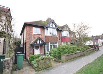 Thumbnail 4 bed semi-detached house to rent in Henley Road, Brighton