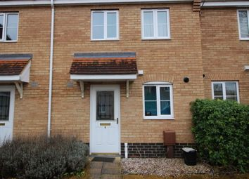 Thumbnail 2 bedroom terraced house for sale in Old School Close, Norwich