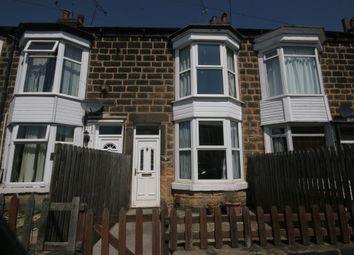 Thumbnail 2 bed terraced house for sale in Birch Grove, Harrogate