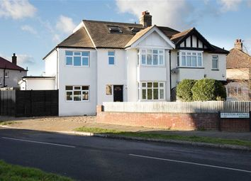 Thumbnail 5 bed semi-detached house for sale in Ruston Avenue, Berrylands, Surbiton