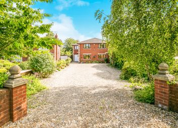 Thumbnail 5 bed detached house for sale in Mold Road, Ewloe Green, Deeside