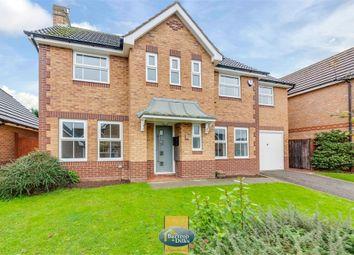 Thumbnail 5 bed detached house for sale in Heron Glade, Gateford, Worksop, Nottinghamshire