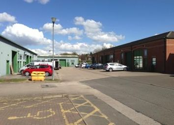 Thumbnail Warehouse to let in Unit 1, George Holmes Business Centre, George Holmes Way, Off Hearthcote Road, Swadlincote, Derbyshire