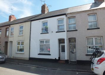 Thumbnail 3 bed terraced house to rent in Warwick Road, Milford Haven, Pembrokeshire