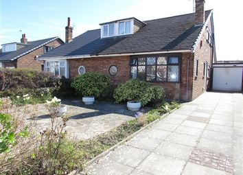 Thumbnail 2 bedroom bungalow for sale in St Leonards Road East, Lytham St. Annes