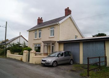 Thumbnail 3 bed detached house for sale in Penboyr, Carmarthenshire
