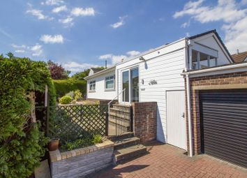 3 bed semi-detached bungalow for sale in Highfield Close, Dinas Powys CF64