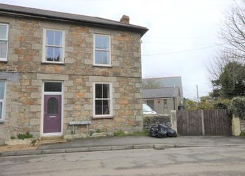 Thumbnail 3 bed end terrace house for sale in Churchtown, Illogan, Redruth, Cornwall