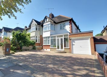 Thumbnail 3 bed semi-detached house for sale in Hoodcote Gardens, Winchmore Hill