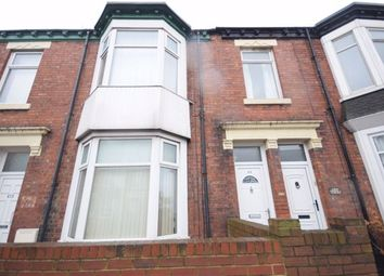 Thumbnail 3 bed flat to rent in Stanhope Road, South Shields