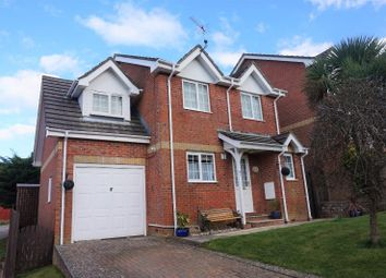 Thumbnail 4 bed detached house for sale in Silver Trees, Shanklin