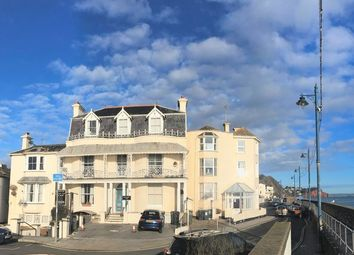 Thumbnail Block of flats for sale in Den Promenade, Teignmouth
