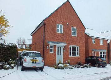 Thumbnail 3 bed detached house for sale in Rushall View, Brindley Village, Sandyford, Stoke-On-Trent