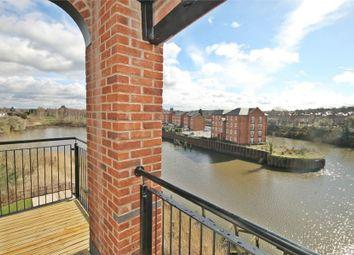 Thumbnail 2 bedroom flat to rent in Lulworth Place, Walton Locks, Warrington