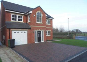 Thumbnail 4 bed detached house to rent in The Court, Wakefield