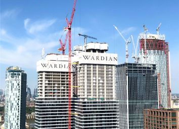 Thumbnail 2 bed property for sale in The Wardian, West Tower, Marsh Wall, London