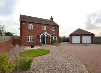 Thumbnail 4 bed detached house for sale in School Lane, Hartwell, Northampton