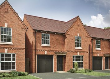 "Thumbnail 3 bed detached house for sale in ""The Alford Georgian 4th Edition"" at Grange Road, Hugglescote, Coalville"