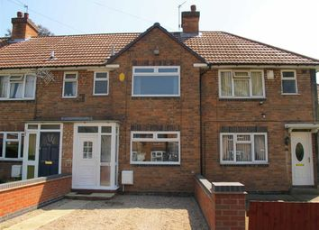 Thumbnail 2 bed terraced house for sale in Cowley Road, Birmingham