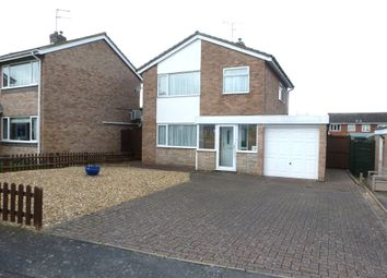 Thumbnail 3 bed detached house for sale in Barnard Gardens, Market Harborough