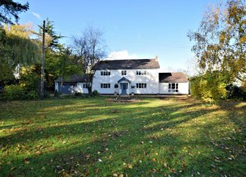 Thumbnail 4 bedroom detached house for sale in Church Hill, Beighton, Norwich
