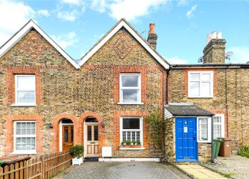 Thumbnail 2 bed terraced house for sale in Francis Road, Wallington