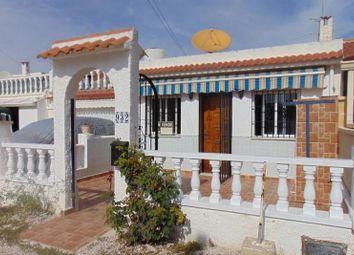 Thumbnail 2 bed bungalow for sale in La Torreta, Torrevieja., Costa Blanca South, Costa Blanca, Valencia, Spain