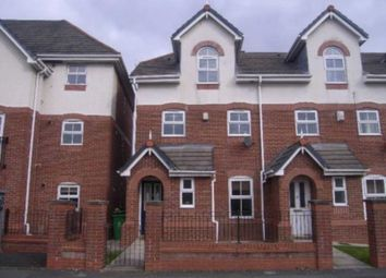 Thumbnail 4 bedroom semi-detached house to rent in Briarfield Road, Withington, Manchester