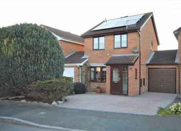 Thumbnail 3 bed link-detached house for sale in Kestrel View, Weymouth, Dorset